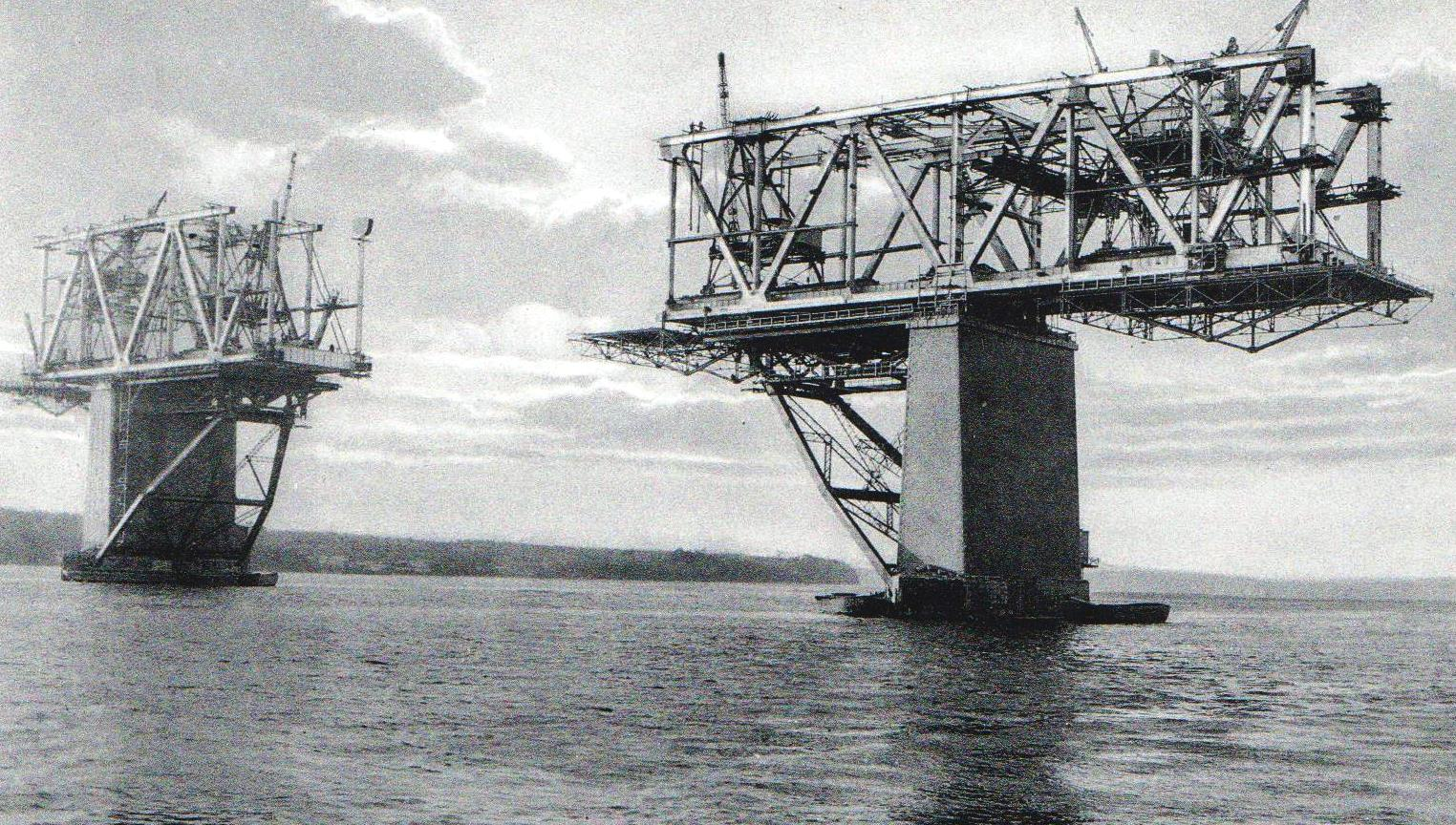 Broens overbygning