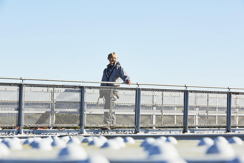 Få en sjov og anderledes oplevelse i vinterferien med Bridgewalking