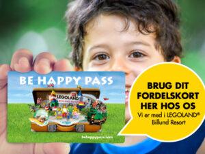 Brug dit Be Happy Pass hos Bridgewalking