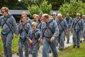 Ferie med børn - Bridgewalking og andre familieaktiviteter